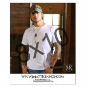 Matt Kennon - Autographed - 8x10