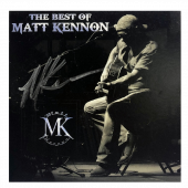 Matt Kennon Best of CD