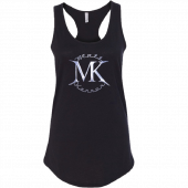 Matt Kennon Ladies Black Logo Tank