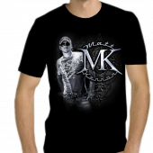 Matt Kennon Black Photo Tee