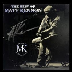 The Best of Matt Kennon SIGNED CD