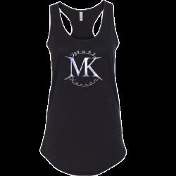 Matt Kennon Ladies Black Logo Tank