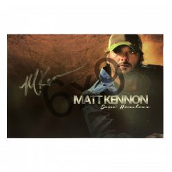 Matt Kennon SIGNED Photo